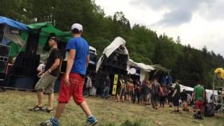 Step Evolution - Free Tekno Party - Klokocov 2016 - Czech Republic - 4