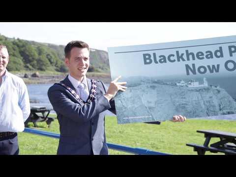 Blackhead Path reopens
