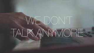We Don't Talk Anymore - Charlie Puth feat Selena Gomez (Cover by Travis Atreo)