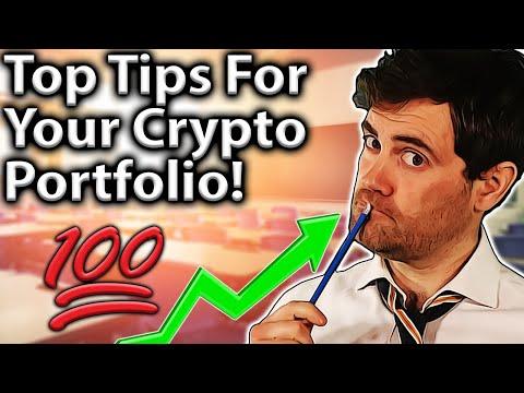 Crypto Portfolio 101: Beginner Tips For MAX Gains!! 📈