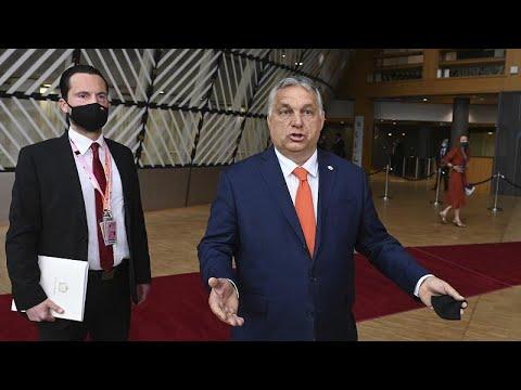 """EU-csúcs: össztűz zúdult <span class=""""search-everything-highlight-color"""" style=""""background-color:orange"""">Orbán</span> <span class=""""search-everything-highlight-color"""" style=""""background-color:orange"""">Viktorra</span> Brüsszelben"""
