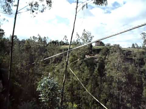 Ryan's Fifth Zipline