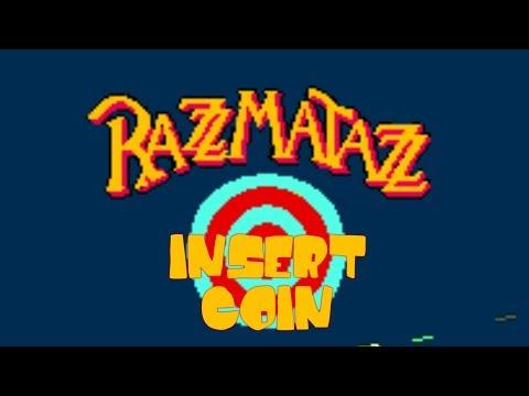Razzmatazz (1983) - Arcade - 2 Loops y fase bonus