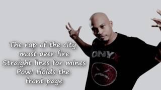 "Remy Ma - ""Inferno"" ft. Sticky Fingaz w/ Lyrics"
