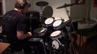 Drum cover -  Sixx:A.M. - Life is Beautiful