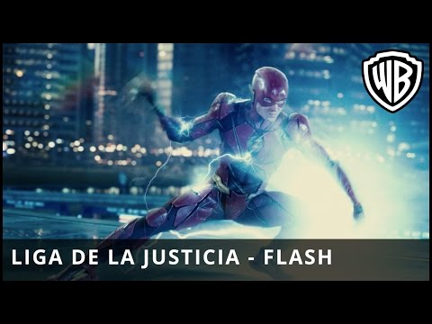 Liga de la Justicia - Flash - Únete a la Liga - Flash