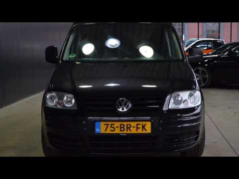 Volkswagen Caddy 2.0 SDI Cruise control Elektr. ramen Inruil mogelijk