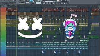 Marshmello x Slushii - Twinbow (Remake + Free FLP)