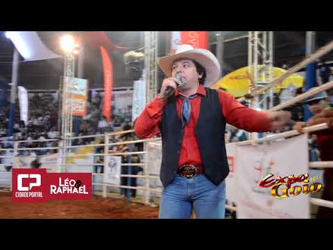 Vídeo: Expo-Goio 2017 - Rodeio e Abertura do Show de Léo e Raphael