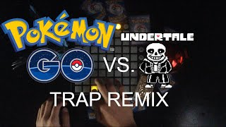 Pokemon Go Vs Undertale Trap Remix Launchpad Video