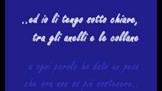 L'Amore Altrove  + testo Francesco Renga Feat Alessandra Amoroso