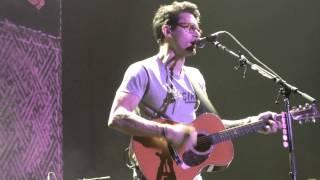John Mayer / The Age of Worry [Ziggo Dome - Amsterdam]