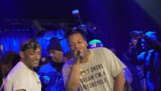 Capone and Noreage - L.A L.A  (live performance)