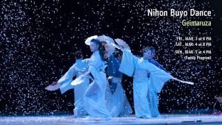 Nihon Buyo Dance