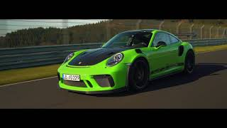 Setting another benchmark – the 911 GT3 RS at the Nürburgring-Nordschleife
