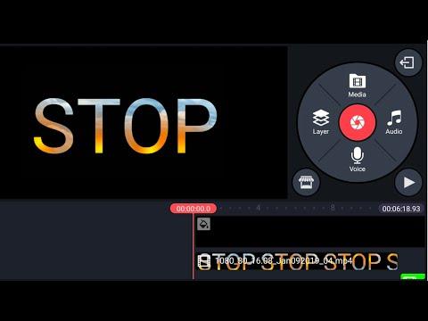 Download thumbnail for kinemaster super editing video Green screen