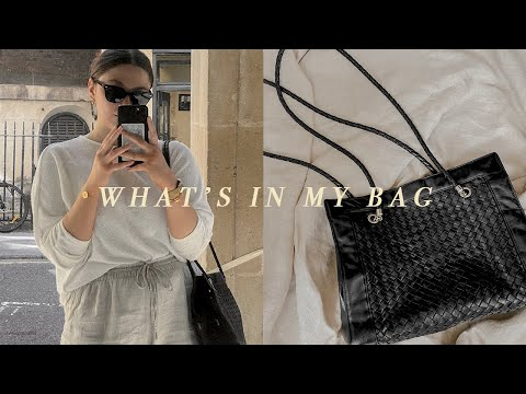 VLOG | New Skincare & What's In My Bag | I Covet Thee