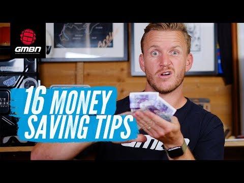 16 Money Saving Tips For Mountain Biking
