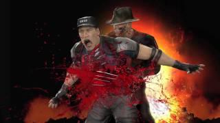 Freddy Kruger LIVES ! Mortal Kombat 9 | Freddy character vignette [HD] OFFICIAL Trailer MK9 (2011)