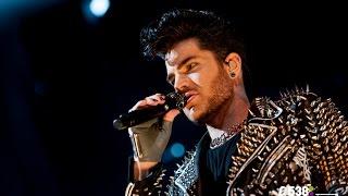 Adam Lambert - Ghost Town | 538Live XXL 2015