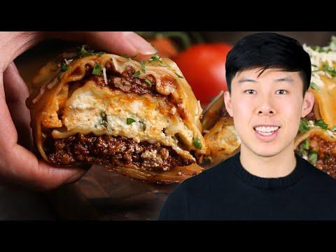 Alvin's Lasagna Party Ring ? Tasty