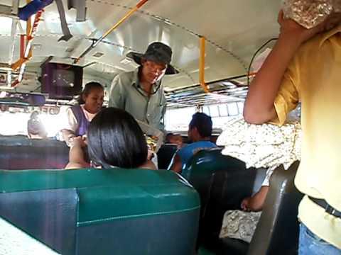 Bus to San Juan del Sur – Day 1 @ Nicaragua