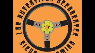 Los Autenticos Decadentes - A los piropos (AUDIO)