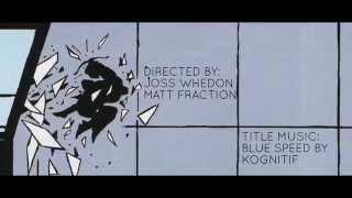 FANVID: Hawkeye Title Sequence