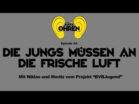 Auffen Punkt #24: Die Jungs müssen an die frische Luft | BVB Podcast von schwatzgelb.de