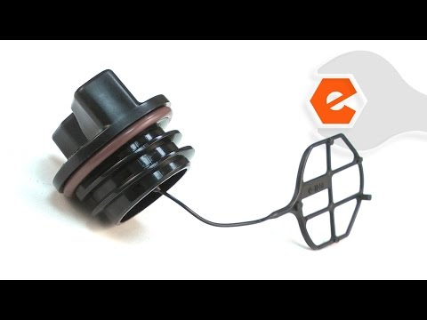 Chainsaw Repair - Replacing the Fuel Cap Assembly (Poulan Part # 580940901)