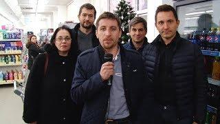 Grupul consilierilor locali PNL Medias la Hraneste un zambet | novatv.ro