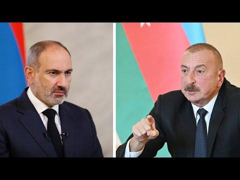 Exclusiva: euronews entrevista a los líderes de Azerbaiyán y Armenia sobre  Nagorno Karabaj