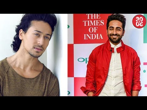 Tiger On Hrithik Being The 1st Choice| Ayushmaan Attends Oppo Times Fresh Face Conference