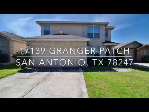 17139 Granger Patch, San Antonio TX 78247