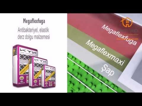 Seramik ve Kaplama Yapıştırıcıları (Kyk Yapı Kimyasalları Megaflex Maxi)