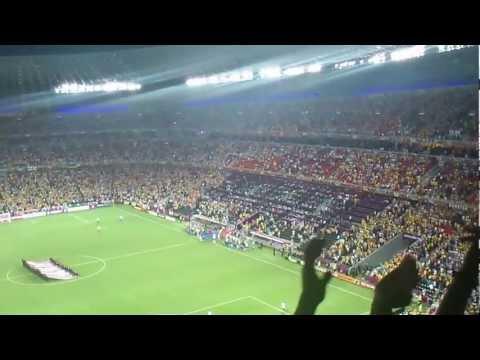 Ukraine   England, Euro 2012