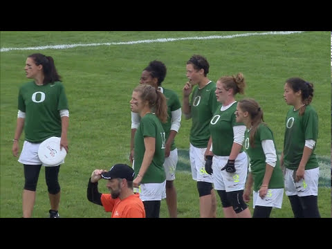 Video Thumbnail: 2013 College Championships, Women's Final: Oregon vs. Carleton