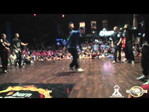 EAST SIDE BBOYS vs PREDATORZ | CREW BATTLE | BURN BATTLE SCHOOL 2011