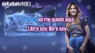 Martina Stoessel   Libre Soy Karaoke Instrumental