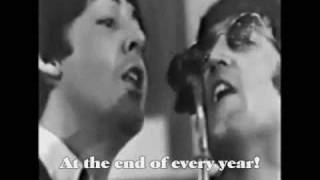 "The Beatles ""Everywhere It's Christmas"" long version (song only) 1966"