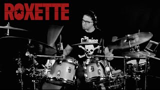 Roxette - Paint - Drum Cover