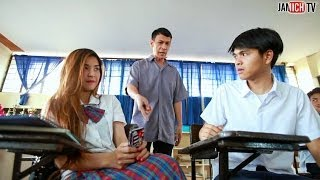 Classmates Love Story - Short Film by JAMICH width=