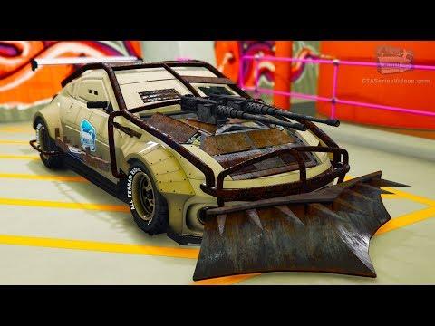 GTA Online: Arena War - Annis Apocalypse ZR380