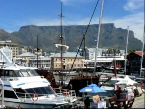 Cape Town, South Africa – Travel Video