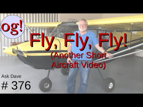 It's Friday! Let's Fly! (#376)