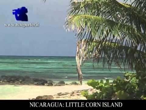 NICARAGUA: LITTLE CORN ISLAND INCREDIBLE BEACH
