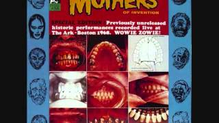Frank Zappa & The Mothers of Invention - Status Back Baby