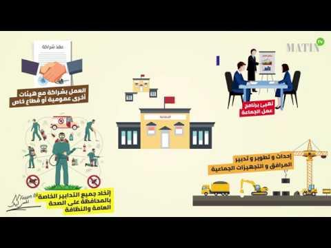 Video : La Communication citoyenne : le défi de la Direction Générale des Collectivités Locales et du Groupe Le Matin