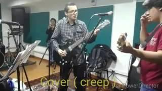 Cover (creep)  -  grupo de rock