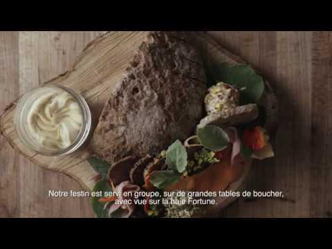 FIREWORKS // Canada's Best New Restaurants 2016 Meilleurs nouveaux restos canadiens